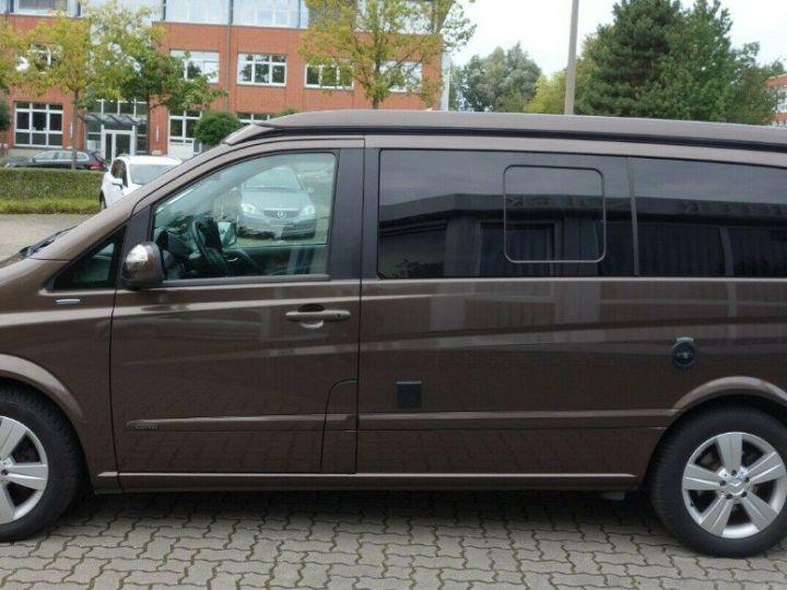 Mercedes Viano Marco Polo 2.2  CDI 163 Boite auto, édition CDI Westfalia(06/2013) brun  métallique - 3