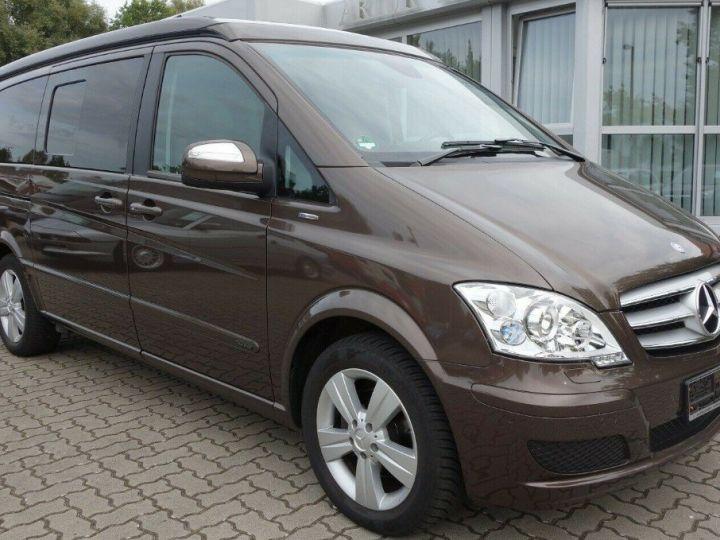 Mercedes Viano Marco Polo 2.2  CDI 163 Boite auto, édition CDI Westfalia(06/2013) brun  métallique - 4