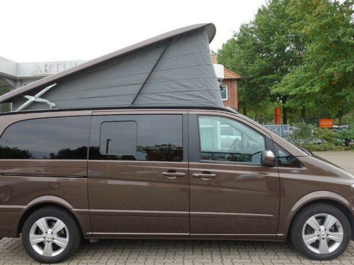 Mercedes Viano Marco Polo 2.2  CDI 163 Boite auto, édition CDI Westfalia(06/2013) brun  métallique - 6