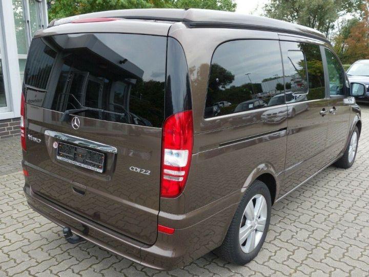 Mercedes Viano Marco Polo 2.2  CDI 163 Boite auto, édition CDI Westfalia(06/2013) brun  métallique - 7