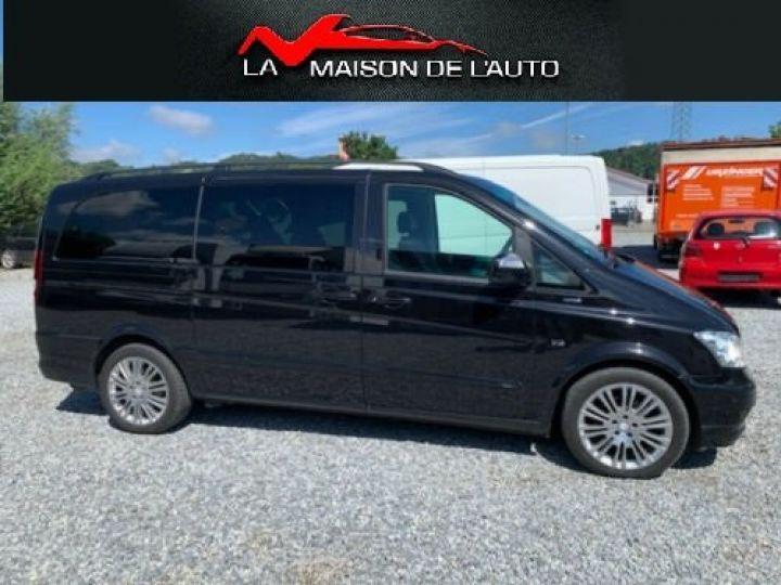 Mercedes Viano trend long noir - 1