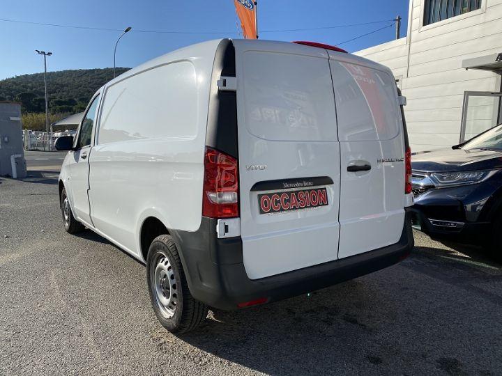 Mercedes Vito FG 111 CDI COMPACT Blanc - 3