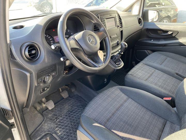Mercedes Vito FG 111 CDI COMPACT Blanc - 8