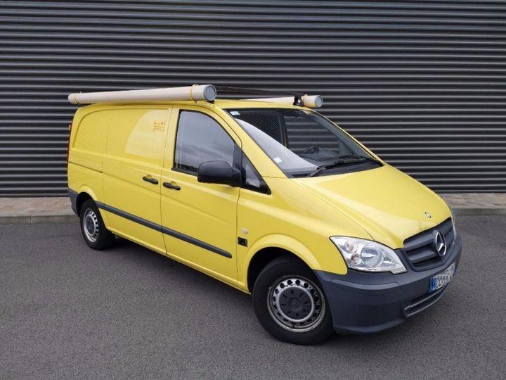 Mercedes Vito Fourgon 110 CDI COMPACT e 77 000 km Blanc Occasion - 1