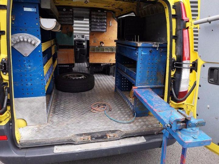 Mercedes Vito Fourgon 110 CDI COMPACT e 77 000 km Blanc Occasion - 3