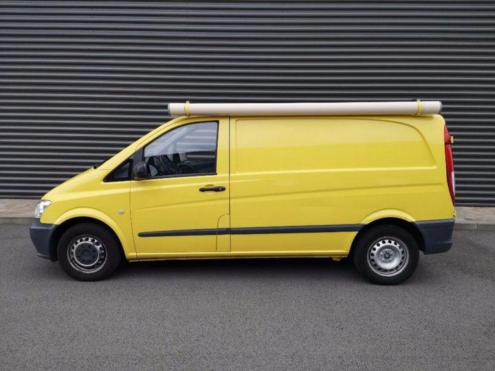 Mercedes Vito Fourgon 110 CDI COMPACT e 77 000 km Blanc Occasion - 7