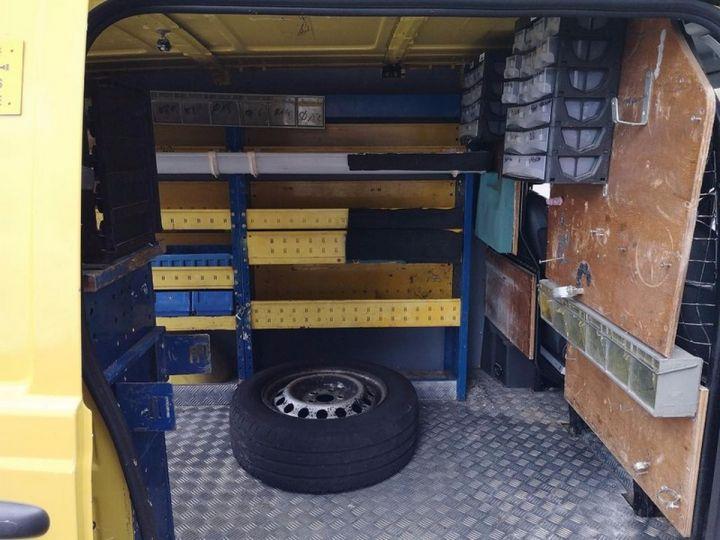 Mercedes Vito Fourgon 110 CDI COMPACT e 77 000 km Blanc Occasion - 8