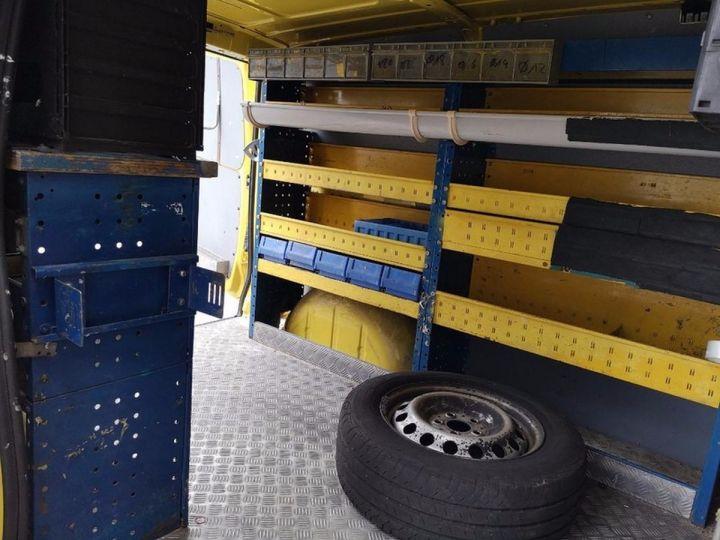 Mercedes Vito Fourgon 110 CDI COMPACT e 77 000 km Blanc Occasion - 9