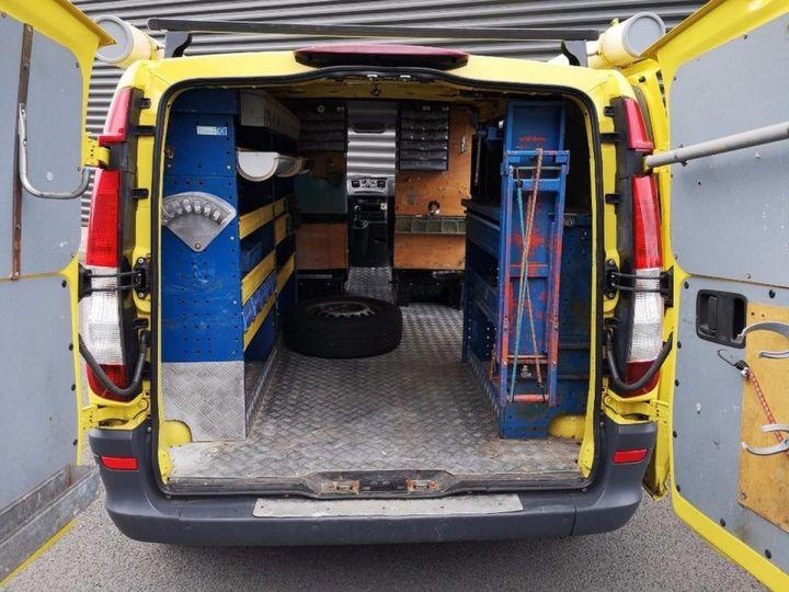 Mercedes Vito Fourgon 110 CDI COMPACT e 77 000 km Blanc Occasion - 10