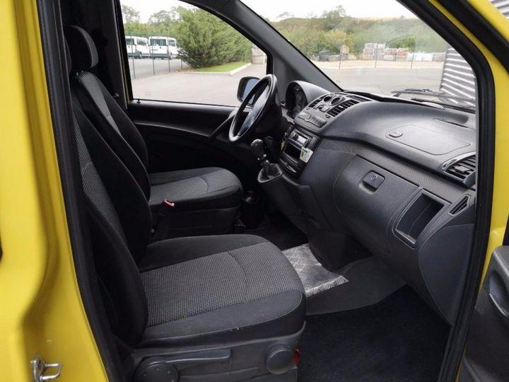 Mercedes Vito Fourgon 110 CDI COMPACT e 77 000 km Blanc Occasion - 11