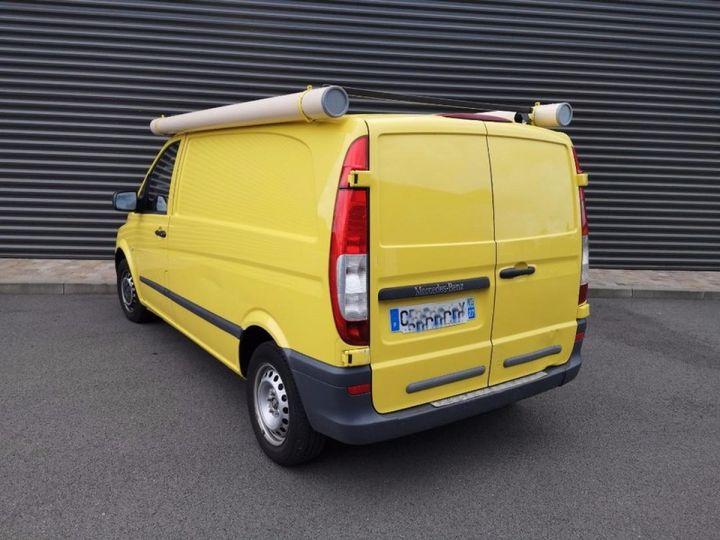 Mercedes Vito Fourgon 110 CDI COMPACT e 77 000 km Blanc Occasion - 12