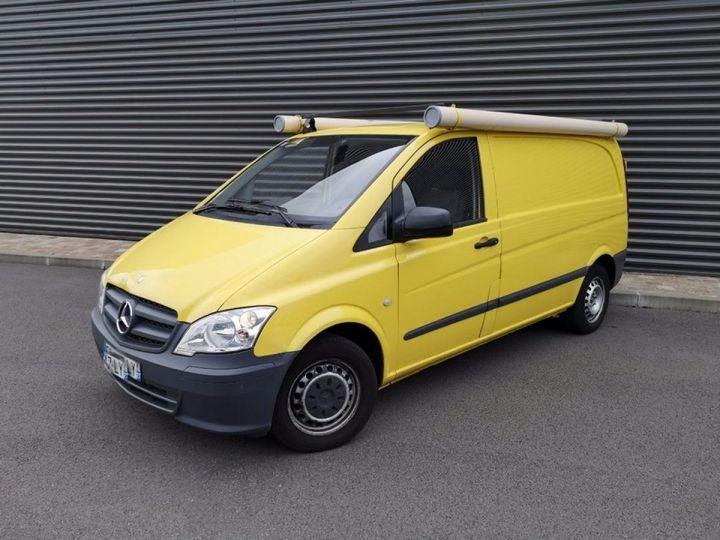 Mercedes Vito Fourgon 110 CDI COMPACT e 77 000 km Blanc Occasion - 14