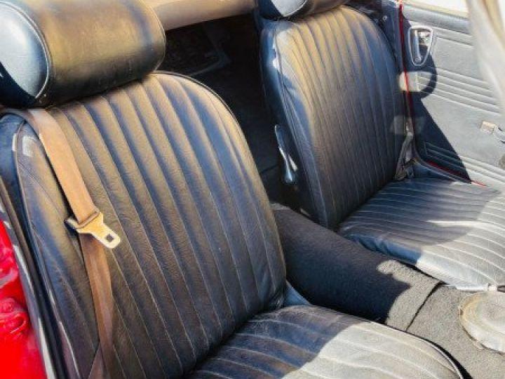 MG Midget 1500 CABRIOLET EN FRANCE Rouge - 13