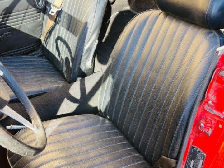 MG Midget 1500 CABRIOLET EN FRANCE Rouge - 14