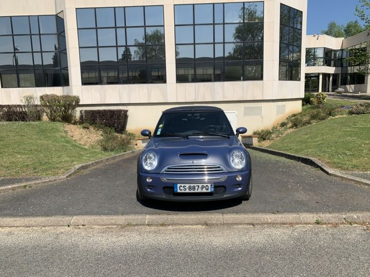 Mini Cabrio Cooper S Bleu métal  Occasion - 2