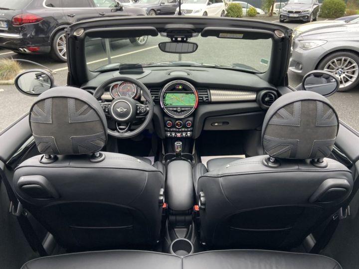 Mini Cabrio COOPER S 2.0 192ch EXQUISITE BVA7 GRIS FONCE - 13