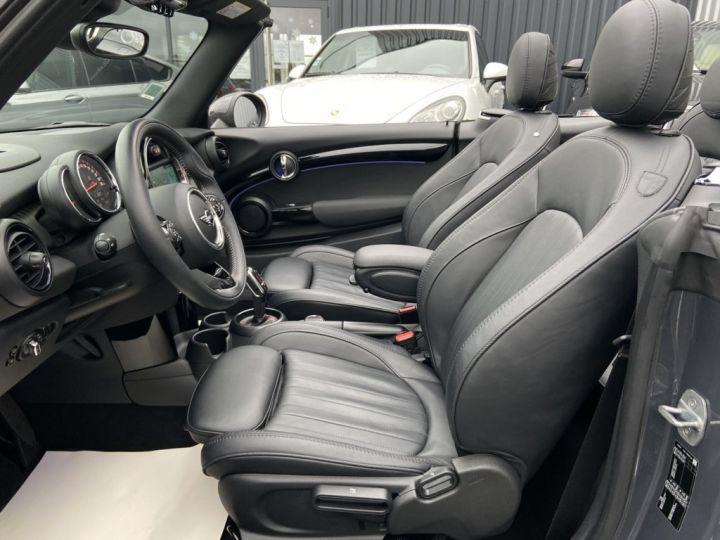 Mini Cabrio COOPER S 2.0 192ch EXQUISITE BVA7 GRIS FONCE - 15