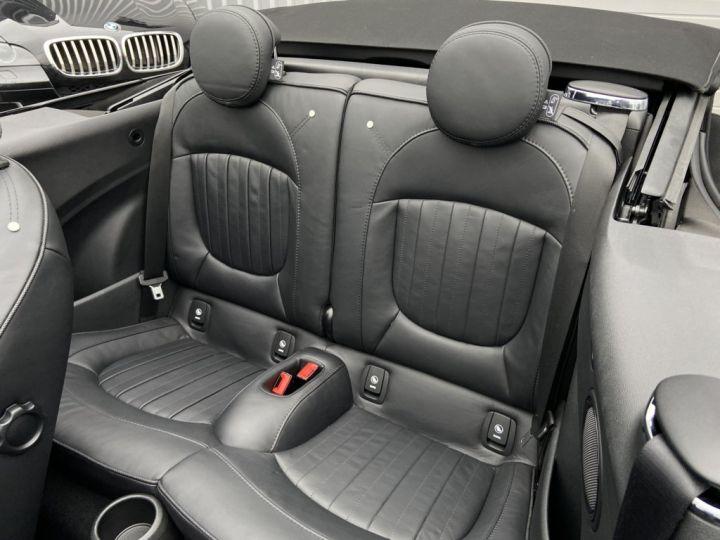 Mini Cabrio COOPER S 2.0 192ch EXQUISITE BVA7 GRIS FONCE - 18