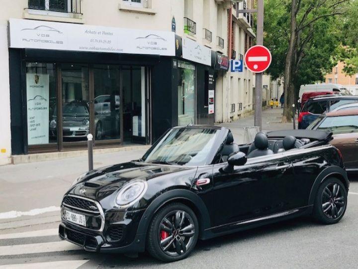 Mini Cabrio COOPER WORKS 1.6 231CV CABRIOLET Noir - 11