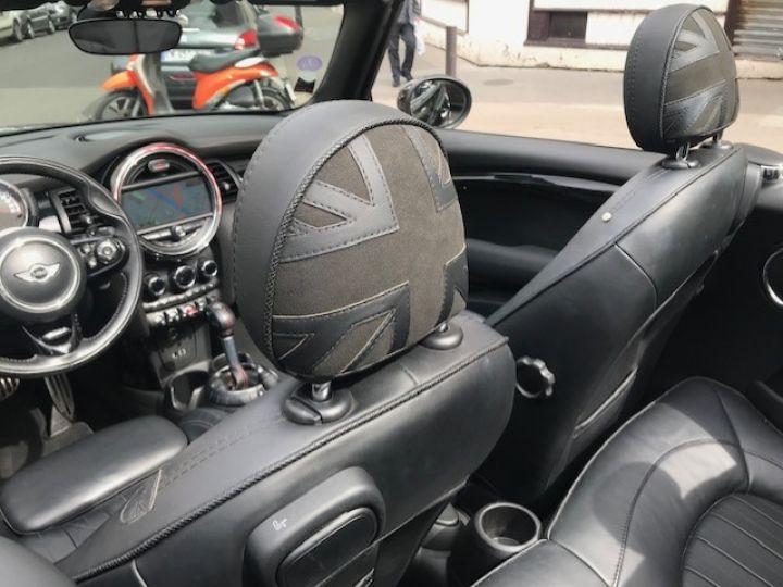 Mini Cabrio COOPER WORKS 1.6 231CV CABRIOLET Noir - 17