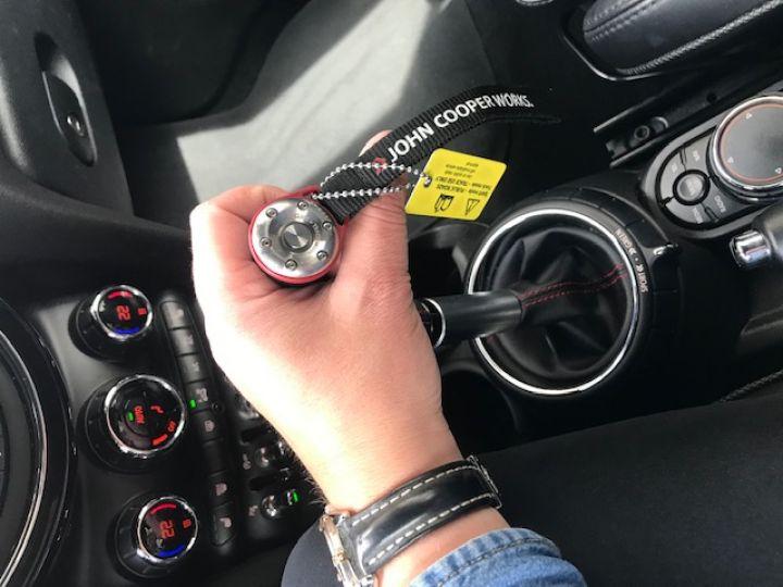 Mini Cabrio COOPER WORKS 1.6 231CV CABRIOLET Noir - 24
