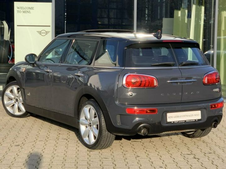 Mini Clubman Cooper S 192ch Chili ALL4 BVA GRIS TONNERRE - 2