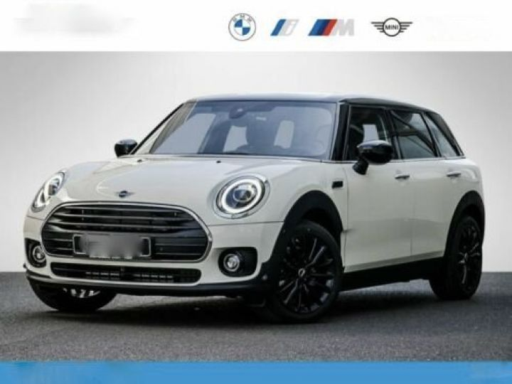 Mini Clubman Pack CHILLI Blanc Pepper White  - 1
