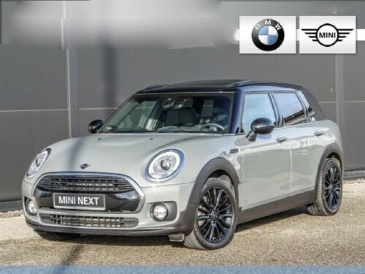 Mini Clubman Pack Full CHILI Gris Moonwalk Grey - 1