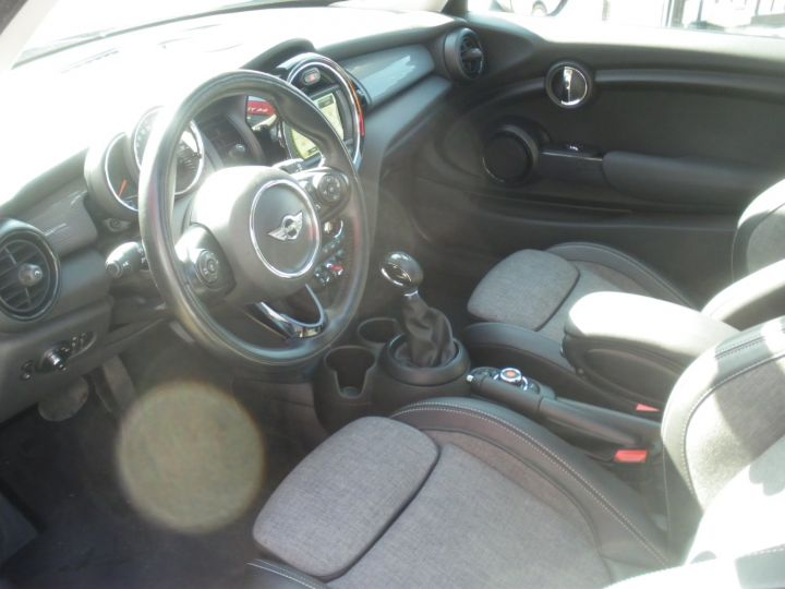 Mini Cooper 116 CV PACK CHILI gris - 4
