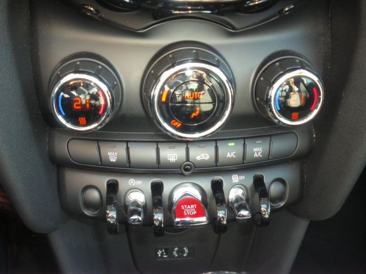 Mini Cooper 116 CV PACK CHILI gris - 15