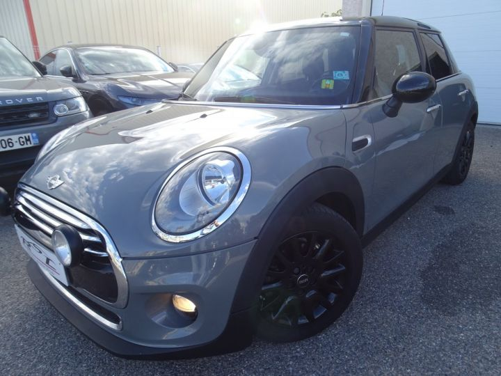 Mini Cooper BV6 1.5L Pack Chili GPS XL Pdc 136Ps  GRIS ANTHRACITE MET - 1