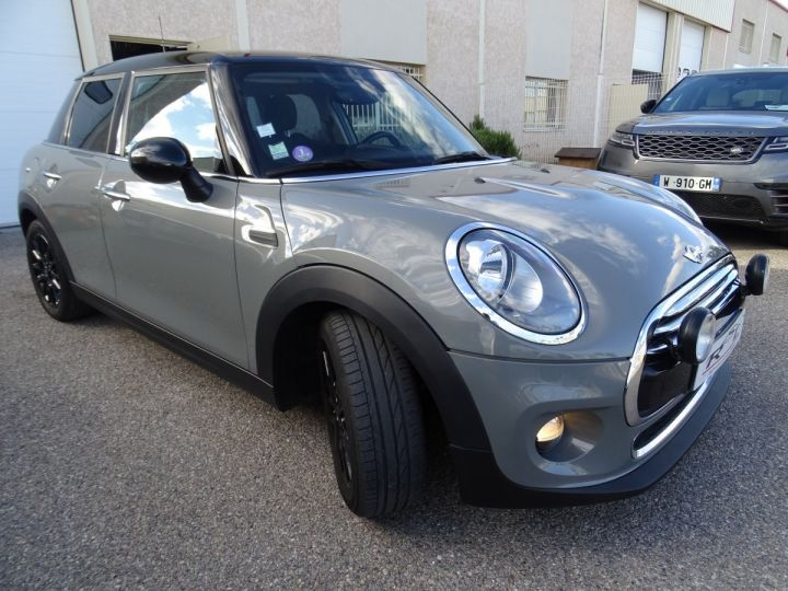 Mini Cooper BV6 1.5L Pack Chili GPS XL Pdc 136Ps  GRIS ANTHRACITE MET - 2