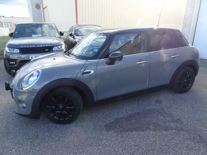 Mini Cooper BV6 1.5L Pack Chili GPS XL Pdc 136Ps  GRIS ANTHRACITE MET - 4