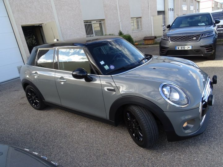 Mini Cooper BV6 1.5L Pack Chili GPS XL Pdc 136Ps  GRIS ANTHRACITE MET - 5