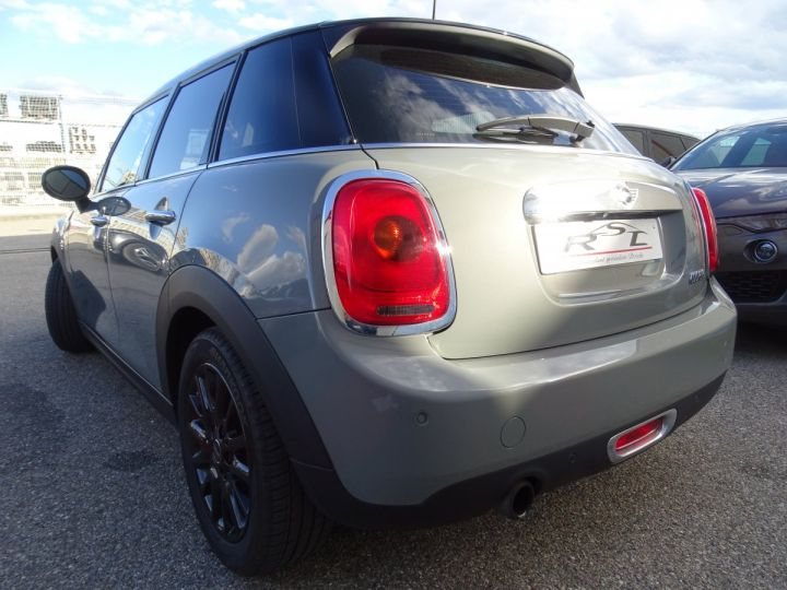 Mini Cooper BV6 1.5L Pack Chili GPS XL Pdc 136Ps  GRIS ANTHRACITE MET - 6
