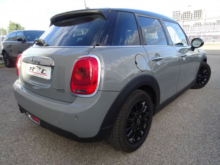 Mini Cooper BV6 1.5L Pack Chili GPS XL Pdc 136Ps  GRIS ANTHRACITE MET - 8