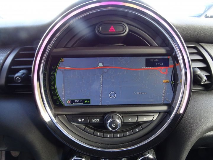 Mini Cooper BV6 1.5L Pack Chili GPS XL Pdc 136Ps  GRIS ANTHRACITE MET - 11