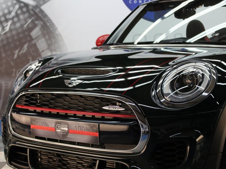 Mini Cooper CABRIOLET JCW FINITION EXCLUSIVE DESIGN / GPS / PROJECTEURS FULL LED / VERT BRITISH RACING GREEN  Occasion - 6