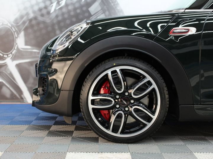 Mini Cooper CABRIOLET JCW FINITION EXCLUSIVE DESIGN / GPS / PROJECTEURS FULL LED / VERT BRITISH RACING GREEN  Occasion - 7