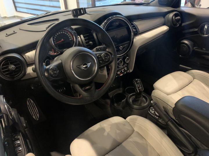Mini Cooper Cooper S Cabriolet John Cooper Works  Gris argent métal  Occasion - 4