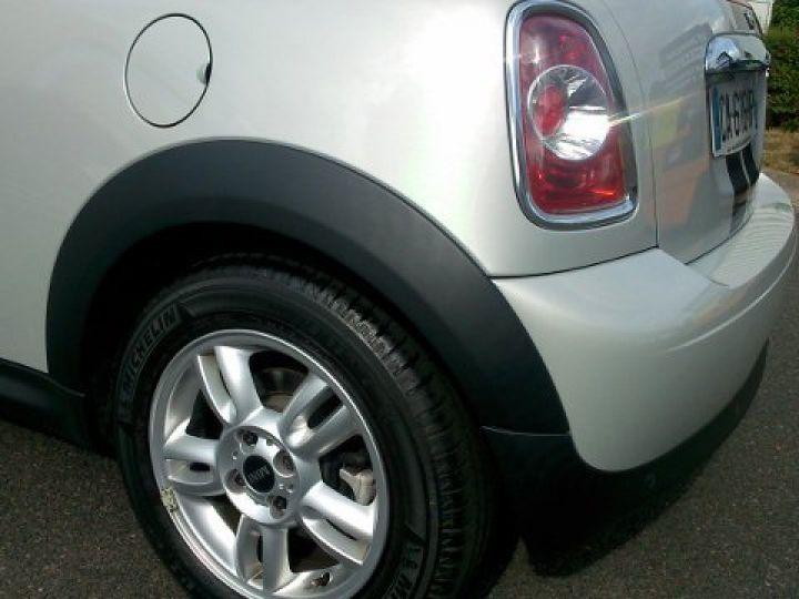 Mini Cooper Coupe 122ch PACK CHILI White Silver mètallise - 5