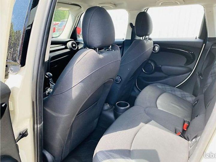 Mini Cooper D 5 portes Blanc - 5