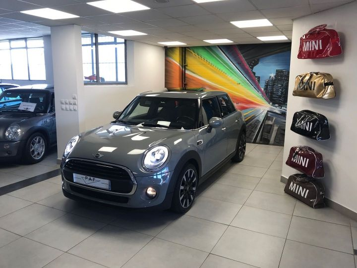 Mini Cooper ONE 102CH BLACKFRIARS Gris Occasion - 1