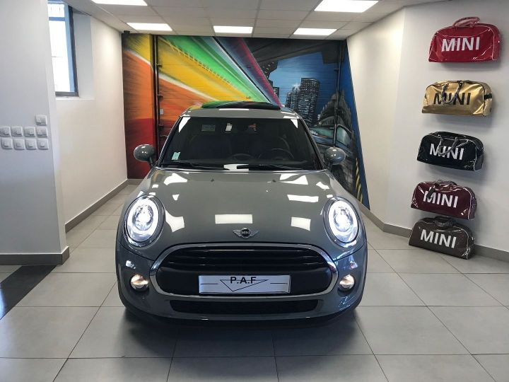 Mini Cooper ONE 102CH BLACKFRIARS Gris Occasion - 2
