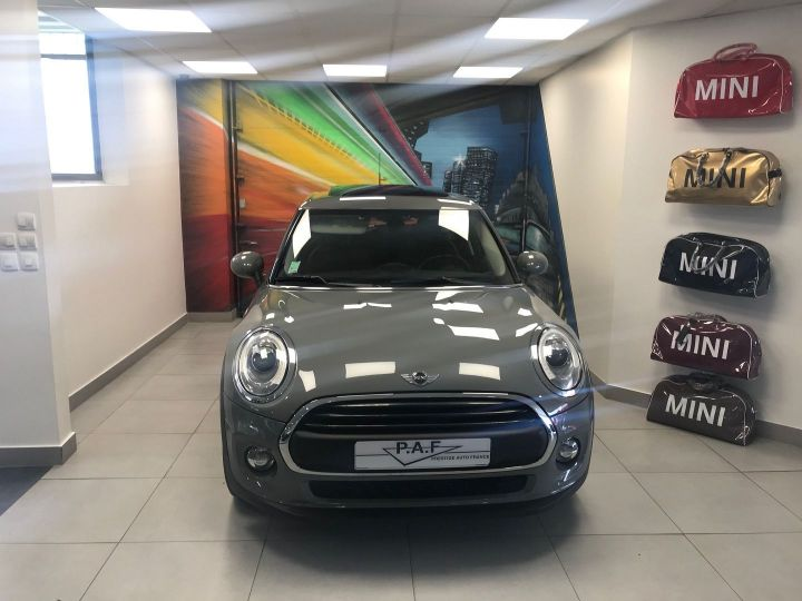Mini Cooper ONE 102CH BLACKFRIARS BVA Gris C Occasion - 2