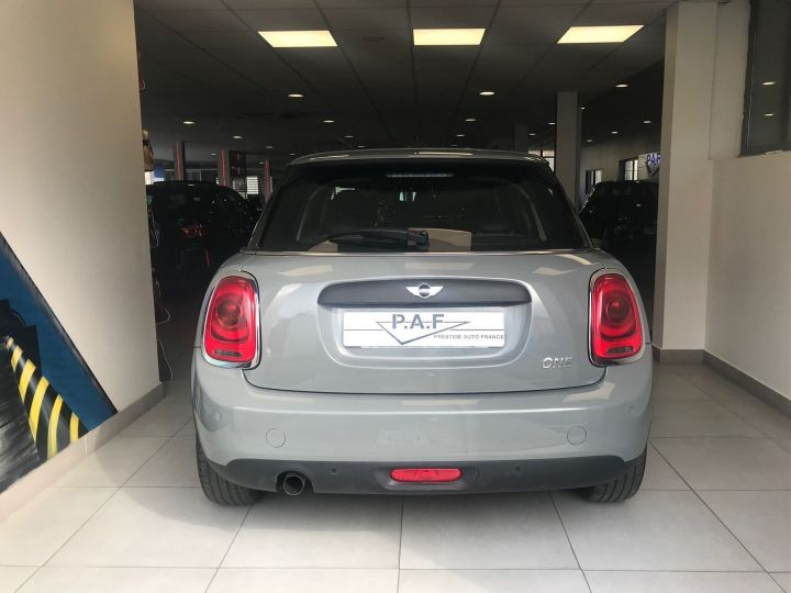 Mini Cooper ONE 102CH BLACKFRIARS BVA Gris C Occasion - 5