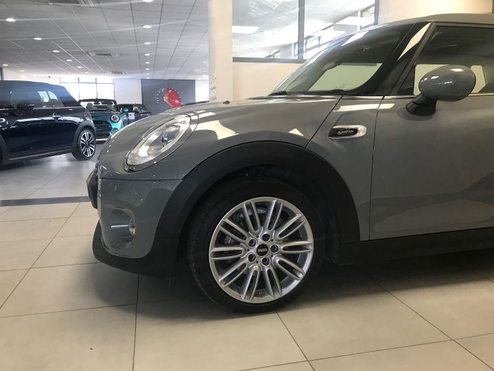 Mini Cooper ONE 102CH BLACKFRIARS BVA Gris C Occasion - 6