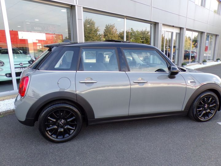 Mini Cooper ONE 102CH BLACKFRIARS BVA Gris C Occasion - 7