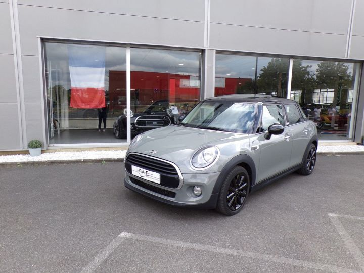 Mini Cooper ONE 102CH BLACKFRIARS BVA Gris C Occasion - 9