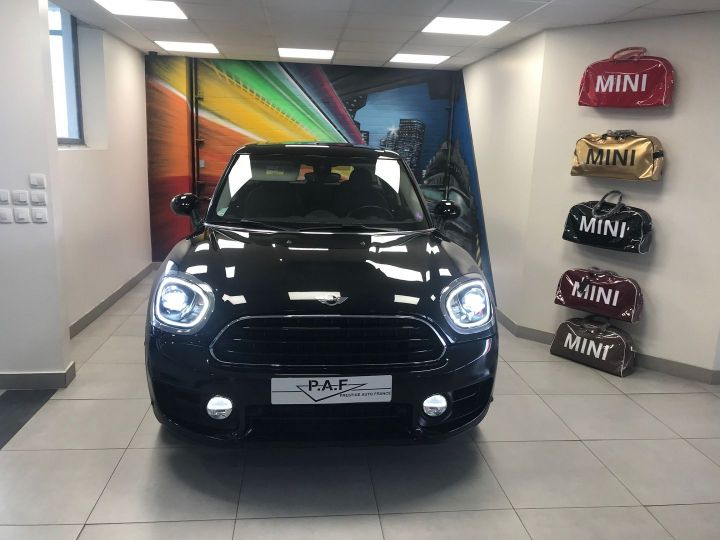 Mini Countryman COOPER 136CH CHILI BVA Noir Occasion - 2